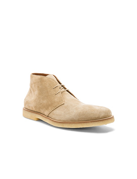 Suede Chukka by Common Projects