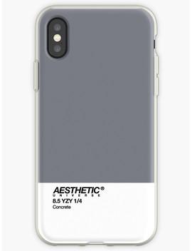 BÉton Universel EsthÉtique Coque I Phone by Stnxv