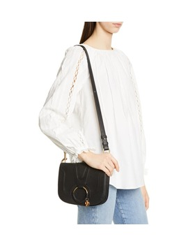 Hana Small Leather Crossbody Bag by See By ChloÉ