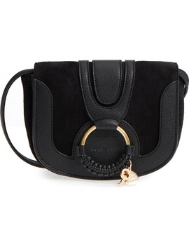 Mini Hana Leather Crossbody Bag by See By ChloÉ