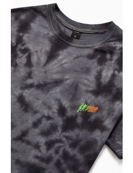 10 Deep Inherent Risk Tie Dyed T Shirt by Pacsun