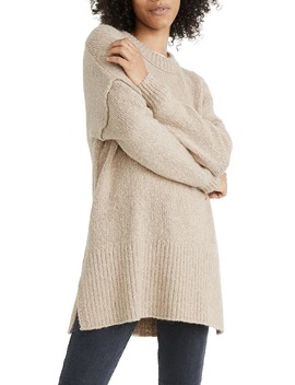 Baxer Sweater Tunic by Madewell