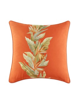 Birds Of Paradise Accent Pillow by Tommy Bahama