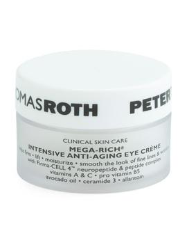 0.76oz Mega Rich Intensive Anti Aging Eye Creme by Tj Maxx