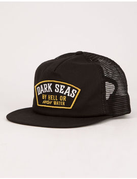 Dark Seas Delgado Mens Trucker Hat by Dark Seas