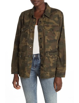 Army Brat Reversible Jacket by Blanknyc Denim
