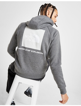 The North Face Raglan Redbox Hoodie by The North Face