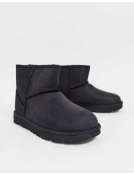 Ugg Classic Mini Leather Boots by Ugg