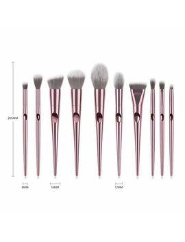 <Span><Span>10 Pcs Professional Make Up Brushes Set Blusher Powder Foundation Eyeshadow Tools</Span></Span> by Ebay Seller