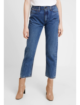 Carol Sustainable   Jeans Straight Leg by Lee