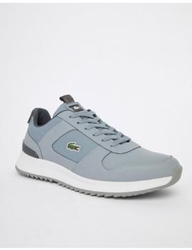 Lacoste   Joggeur   2.0 318 1 Sneakers In Grijs by Lacoste