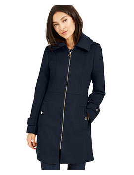 Hooded Coat, Created For Macy's by General
