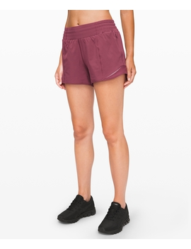 Hotty Hot Short High Rise Long Online Only 4\ by Lululemon