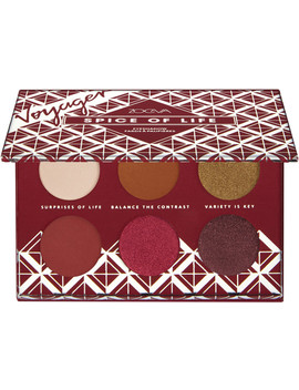 Online Only Spice Of Life Voyager Eyeshadow Palette by Zoeva