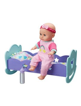 My Sweet Love Baby With Crib by My Sweet Love