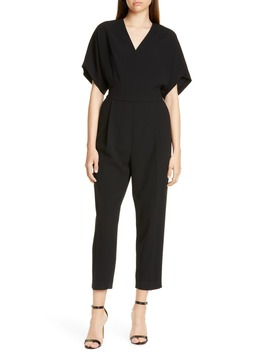 Recco Crop Jumpsuit by Judith & Charles
