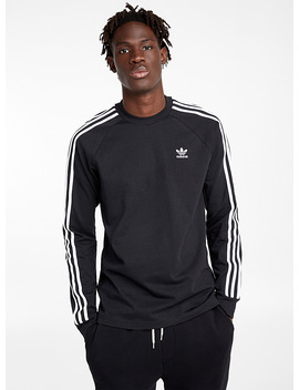 Originals Three Stripe T Shirt by Adidas Originals