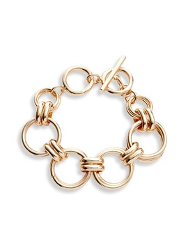 Large Link Chain Bracelet by Halogen®