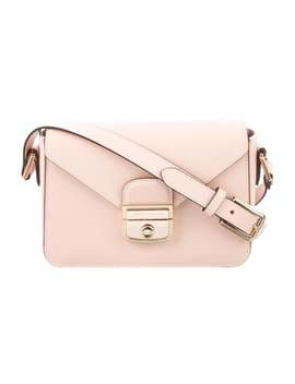 Leather Crossbody Bag by Longchamp