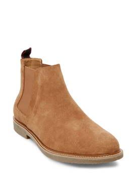 Highlyte Textured Chelsea Boot (Men) by Steve Madden