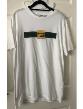 Women's Fila Tshirt From Urban Outfitters Size Large by Ebay Seller