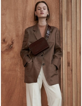 Croc May Bag Brown by Other And