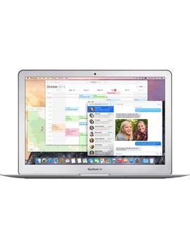 Apple A Grade Mac Book Air 11.6 Inch 1.6 G Hz Dual Core I5 (Early 2015) Mjvm2 Ll/A 256 Gb Hd 4 Gb Memory 1366 X 768 Display Mac Os X V10.12 Sierra Power Adapter Included by Apple