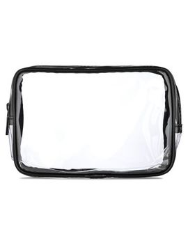 Boots Clear Cosmetic Bag by Boots