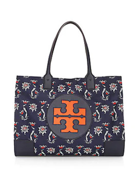 Ella Printed Tote by Tory Burch