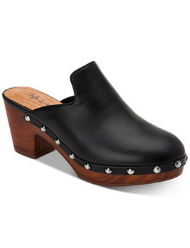 Trystan Slip On Clogs, Created For Macy's by General