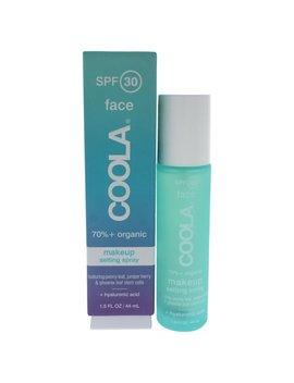 Coola Makeup Setting Spray Spf 30 Treatment   1.5 Oz by Coola