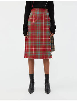 Sally Double Pleats Skirt by Andersson Bell Andersson Bell