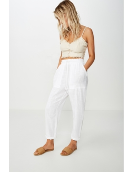 Beach Resort Pant by Cotton On
