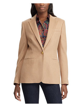 Shoulder Pad Blazer by General