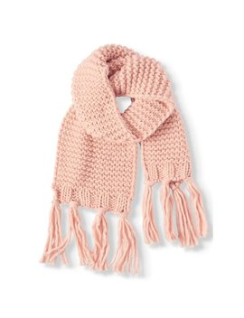Time And Tru Chunky Knit Scarf by Time And Tru