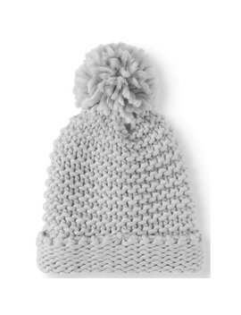 Time And Tru Chunky Knit Beanie by Time And Tru