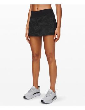 "Pace Rival Skirt (Regular) No Panels 13"" by Lululemon"