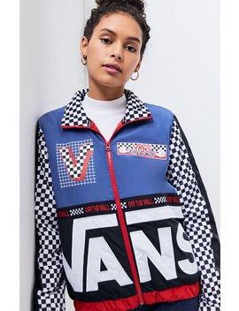 Vans Bmx Jacket by Pacsun