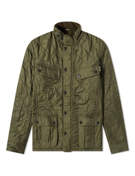 Barbour International Ariel Polarquilt Jacket by End.