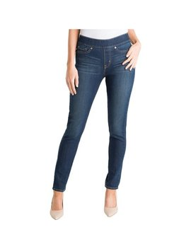 Women's Totally Shaping Pull On Skinny Jeans by Signature By Levi Strauss & Co.