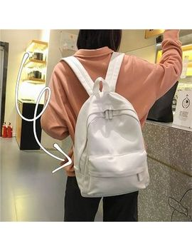 Hoverup   Canvas Backpack by Hoverup