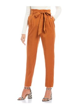 Paperbag Waist Pants by Gb