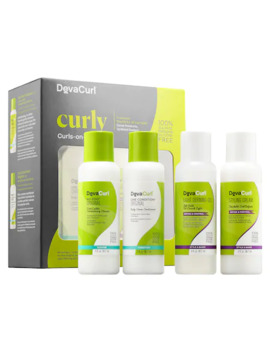 Curly Curls On The Go by Deva Curl