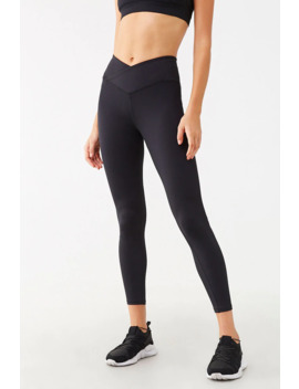 Active Surplice Leggings by Forever 21