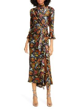 Juliana Floral Dress by Cinq À Sept