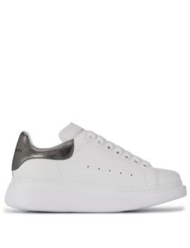Sneakers Con Suola Rialzata by Alexander Mc Queen