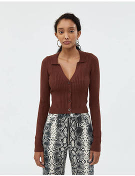 Campbell Knit Cardigan by Which We Want Which We Want