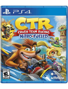Crash Team Racing   Nitro Fueled Ps4 New Play Station 4,Play Station 4 by Activision