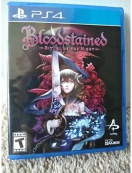 Bloodstained: Ritual Of The Night (Play Station 4, 2019) by Ebay Seller