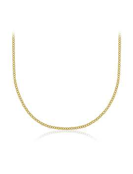 Cable Chain In 14k Yellow Gold by Blue Nile
